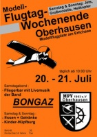 Flugtag-Wochenende Oberhausen
